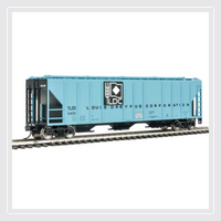 Walthers Mainline HO 910-7279 54' PS2-CD 4427 Low-Side Covered Hopper, Louis Dreyfus Corporation (TLDX) #5455