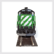 3399192117271 - Walthers Mainline Ho 910-10402 Emd Gp9 Phase Ii With Chopped Nose, Burlington Northern #1711 - Rj's Trains