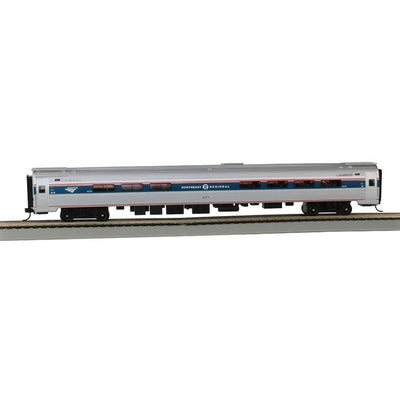 Bachmann, HO Scale, 13118, Amfleet I Cafe Car, Amtrak (Phase VI Northeast Regional Service), #44378