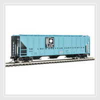 Walthers Mainline HO 910-7277 54' PS2-CD 4427 Low-Side Covered Hopper, Louis Dreyfus Corporation (TLDX) #5442