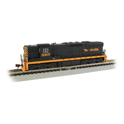 Bachmann, 62354, N Scale, EMD SD9, Denver and Rio Grande Western #5307, DCC & Sound