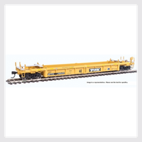 Walthers Mainline HO 910-5611 745,000 Series 3 Thrall Rebuilt 40' Well Car, TTX #745738