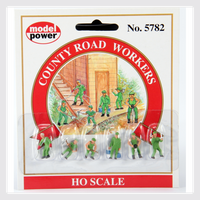 1509085020183 - Model Power Ho 5782 County Road Workers (6) - Rj's Trains