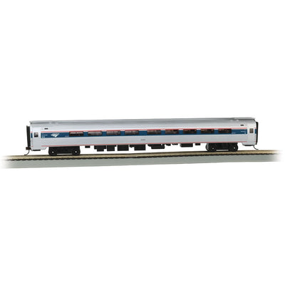 Bachmann, HO Scale, 13127, Amfleet I Business Class, Amtrak, Phase VI, #81527