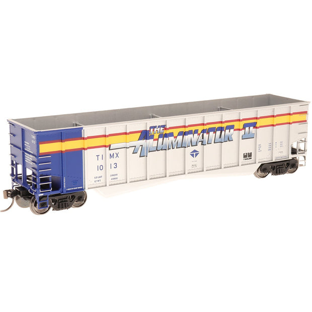 InterMountain - Value Line 4402001-A01, HO Scale, Trinity Aluminator Coal Gondolas, Trinity Demonstrator TIMX #1012