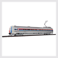 Walthers Proto HO 920-14821 Budd Metroliner Electric Multiple Unit (EMU) Parlor Car, Amtrak #889 (Phase I Equipped with Tsunami Sound and DCC)