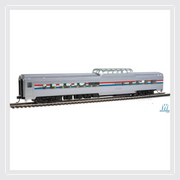 1436504490007 - Walthers Mainline Ho 910-30401 85' Budd Dome Coach, Amtrak (Phase 3) - Rj's Trains