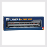 1501381361687 - Walthers Mainline Ho 910-30201 85' Budd Dome Coach, Amtrak (Phase 3) - Rj's Trains