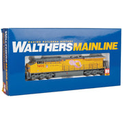 Walthers Mainline, HO Scale, 910-20194, GE Evolution Series GEVO, Union Pacific, #7400