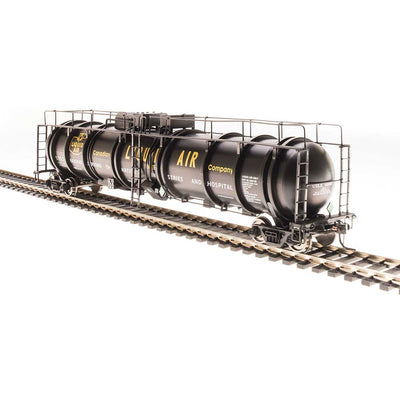 Broadway Limited, N Scale, 3723, Cryogenic Tank Cars, Canadian Liquid Air, (2-Pack)