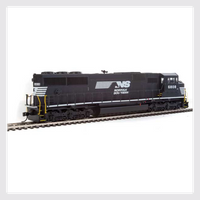 Walthers Mainline HO 910-20307 EMD SD60M with 3-Piece Windshield, Norfolk Southern #6808 (Sound and DCC)