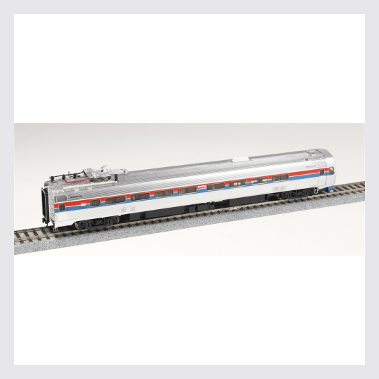 Walthers Proto HO 920-13822 Budd Metroliner Electric Multiple Unit (EMU) Parlor Car, Amtrak (Phase II)