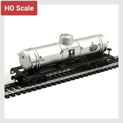 377484312599 - Mantua Classics Ho 732186 40' Single Dome Tank Car, Amoco #1330 - Rj's Trains