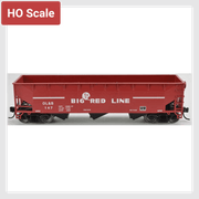 4319373754426 - Bowser 42305, 70 Ton Offset Hopper, Omaha Lincoln And Beatrice #154 - Rj's Trains