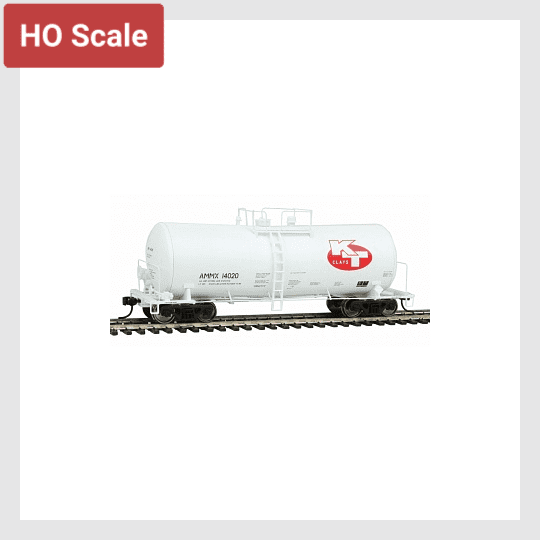 1449152675863 - Walthers Proto 920-100131 40' Utlx 16,000-Gallon Funnel-Flow Tank Car - Kt Clays Ammx #14020 - Rj's Trains