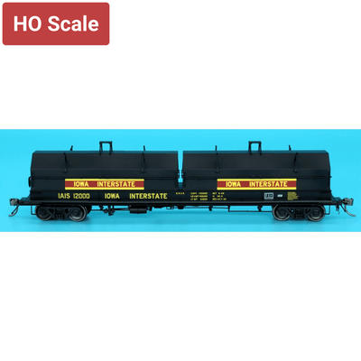 Intermountain, HO Scale,  32529-09, HO Scale, Evans Coil Car, Iowa Interstate, #12004
