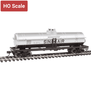Walthers Trainline, HO Scale, 931-1611, 40' Tank Car, Sinclair Oil, #8194