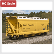 1490949963799 - Atlas Trainman Ho 20004869 Acf 3560 Centerflow Covered Hopper, Corn Products #80016 - Rj's Trains