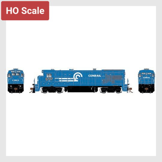 4360420786234 - Rapido Trains 18014 Ge B36-7 Locomotive, Csx Patched Contrail #5787 (Dcc Ready) - Rj's Trains