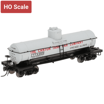 YesterYear Models, Y4604C-01, HO Scale, 8,000 Gallon Tank Car, Canton, Growers Express, #8000