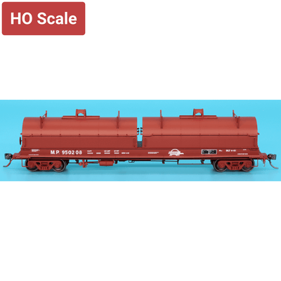 Intermountain, 32564-04, HO Scale, Evans Coil Car, Missouri Pacific- Screaming Eagle, #950192