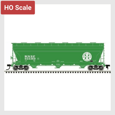 1361743282199 - Atlas Ho 20004791 Acf 4650 Centerflow Hopper, Burlington Northern Santa Fe #403371 - Rj's Trains