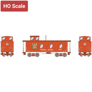 Roundhouse, HO Scale, 17932, 30' 3-Window Caboose, CN, #77137