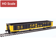 Walthers, HO Scale, 910-6228, 53' Railgon Gondola, Railgon, #310655