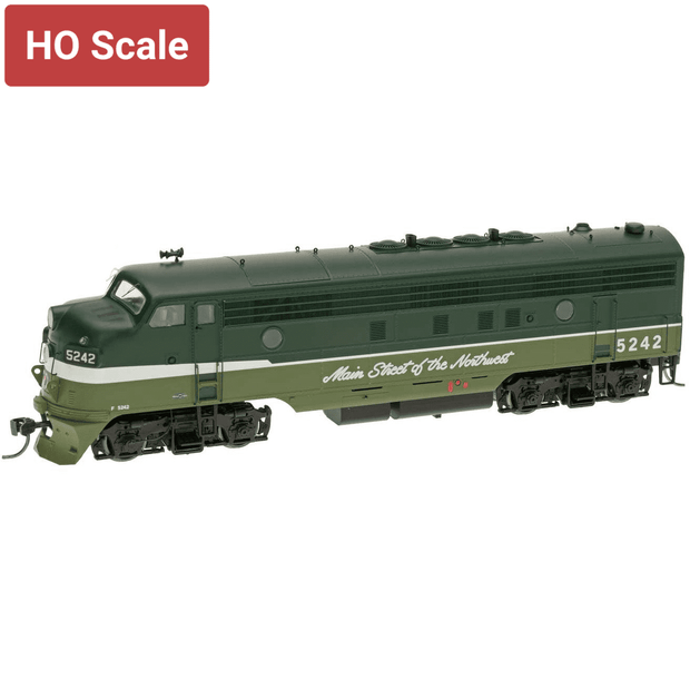 InterMountain, 49933S-04, FP7,A Northern Pacific - Loewy, #5246, DCC & Sound
