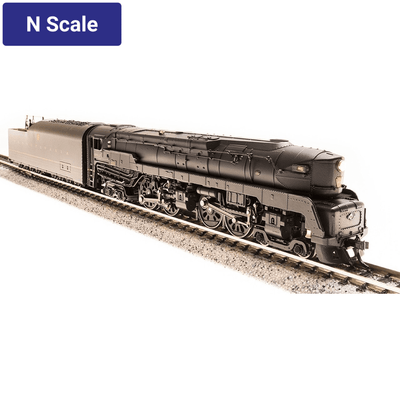 Broadway Limited, N Scale, 3670, T1 Duplex Steam Locomotive, Pennsylvania Railroad, #5505
