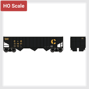 1517069139991 - Bowser Ho 41810 70-Ton 14-Panel Hopper, Chessie System (C&O) #139846 - Rj's Trains