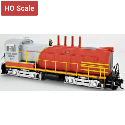 Bowser, Executive Line, HO Scale, #24782, DS4-4-1000, Copper Range, #101
