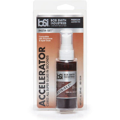Bob Smith Industries, BSI-151H, Insta-Set™ CA Accelerator, 2 oz