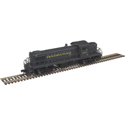 Atlas, N Scale, 40004089, RS-1, Pennsylvania Railroad, #5640, (DC - Analog)