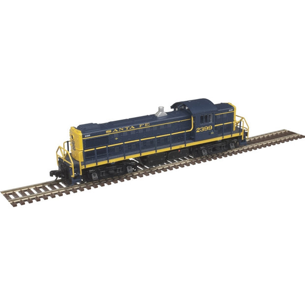Atlas, N Scale, 40004090, RS-1, Santa Fe, #2395, (DC - Analog)