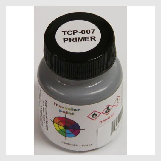 1589260877847 - Tru-Color Paint Tcp-007 Primer 1Oz - Rj's Trains