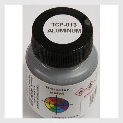 1589490253847 - Tru-Color Paint Tcp-013 Aluminum 1Oz - Rj's Trains