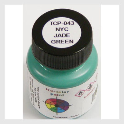 1591572201495 - Tru-Color Paint Tcp-043 New York Central Jade Green 1Oz - Rj's Trains