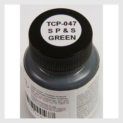 1591576428567 - Tru-Color Paint Tcp-047 Spokane Portland & Seattle Green 1Oz - Rj's Trains