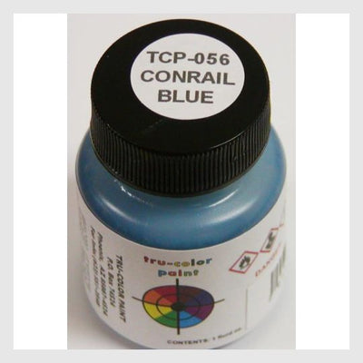 1591749443607 - Tru-Color Paint Tcp-056 Conrail Blue 1Oz - Rj's Trains