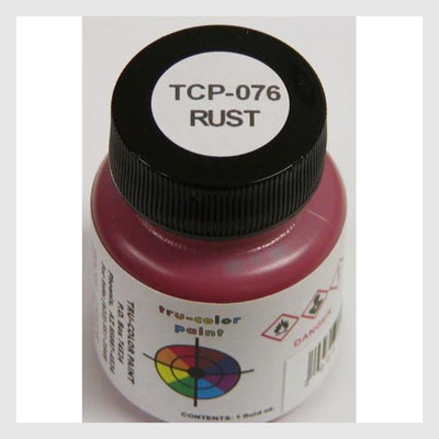 1593614139415 - Tru-Color Paint Tcp-076 Rust 1Oz - Rj's Trains