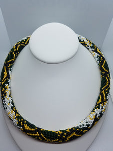Necklace Snake python - Lora's Treasures