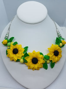 "Bracelet ""Sunflower"""