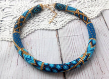 "Choker "" Geometry"" - Lora's Treasures"