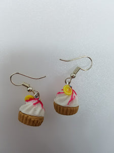 Earrings Cupcakes