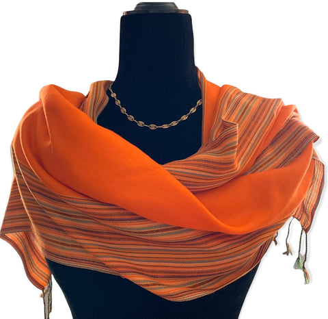 Handmade Scarves - Unique Handwoven Scarves by Artisans | Dandarah