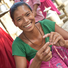 Aid Through Trade - Women Artisans in Nepal