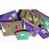 Bahia Handcrafted Cosmetic Bags