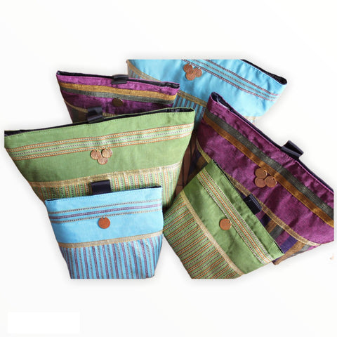 Totta Handcrafted Cosmetic Bags