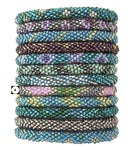 Roll-On Beaded Bracelets - Mermaid